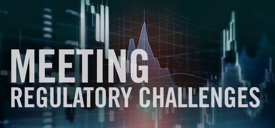 Meeting Regulatory Challenges