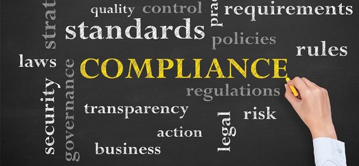 Compliance-banner
