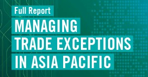 Managing Trade Exceptions in APAC