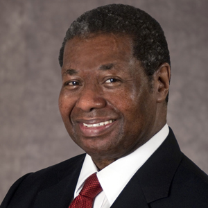 Larry Thompson, DTCC Vice Chairman and General Counsel