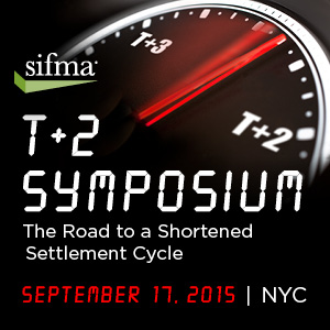 T2 Symposium: The Road to a Shortened Settlement Cycle