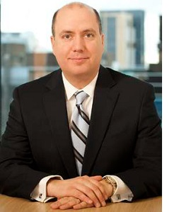 Ted Leveroni, Chief Commercial Officer of DTCC-Euroclear GlobalCollateral Ltd.