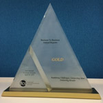 DTCC 2013 Annual Report Earns Gold Award from Financial Communications Society