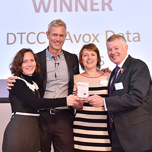 DTCC's Avox Data Services Recognised as Best Entity Data Solution