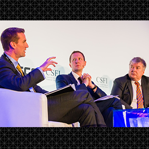 Disruptive Tech Forum - David Bailey, Dirk Schrade and Andrew Douglas