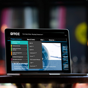 Refreshed DTCC.com - 300x300px