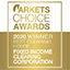 Markets Choice Awards - Best Clearing House - 64px