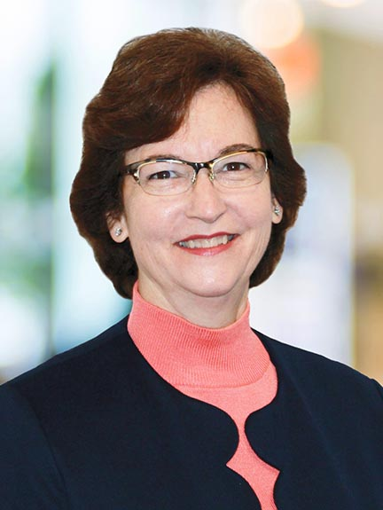 Debra Cook, DTCC Managing Director and Deputy General Counsel