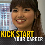 Kick Start Your Career Banner