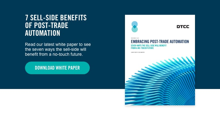 Embracing Post-trade Automation White Paper