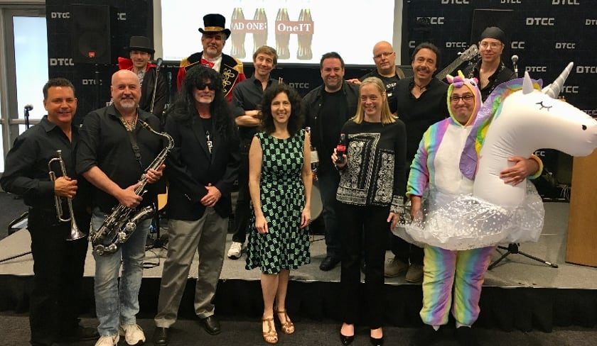 DTCC Band