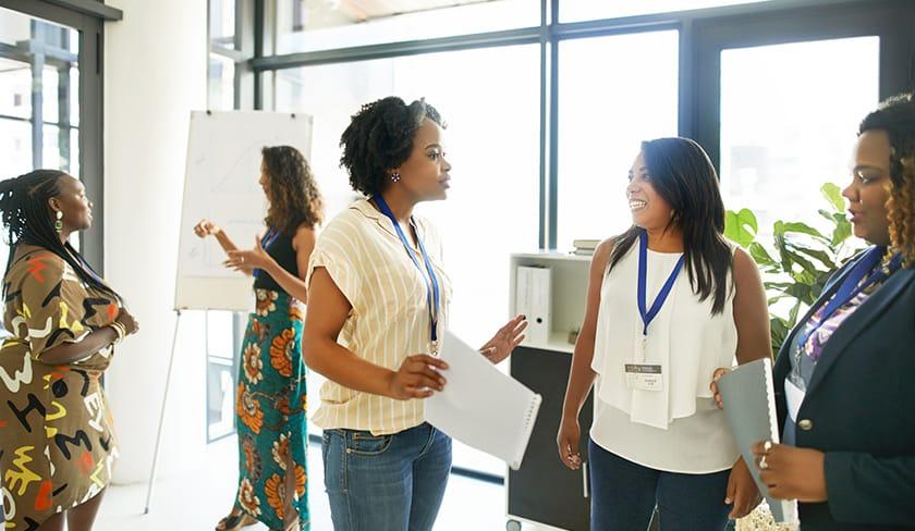 Advancing Women Leaders