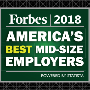 DTCC Among the Best Midsized Employers