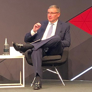 "Sibos 2019: Bodson Joins CEO Panel on ""Getting Ready for the New World"""