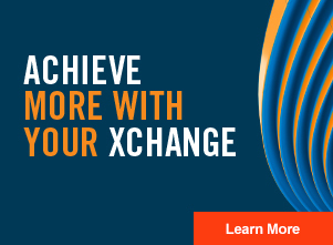 Achieve More with your Xchange - Learn More
