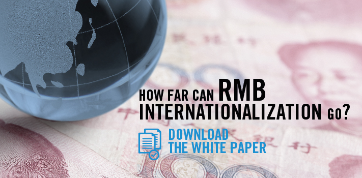 the effect of rmb internationalization The focus is on china's progress in rmb internationalization and includes  relatively  that help rmb internationalization as a complementary effect  measures.