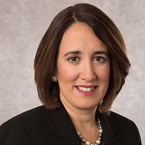 Marisol Collazo, DTCC Managing Director and CEO, DTCC Data Repository U.S., LLC (DDR)