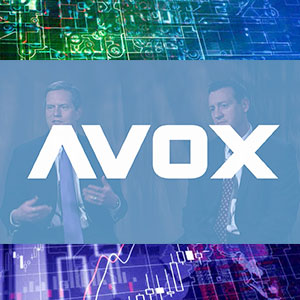 Avox Product Roadmap Addresses Clients Needs