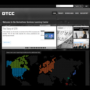 New Platform Provides One-Stop Access to GTR Information from DTCC