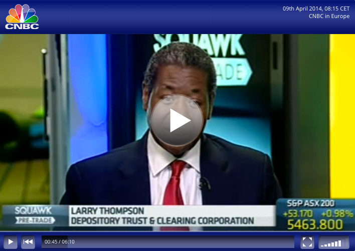 Larry Thompson