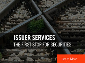 Issuer Services