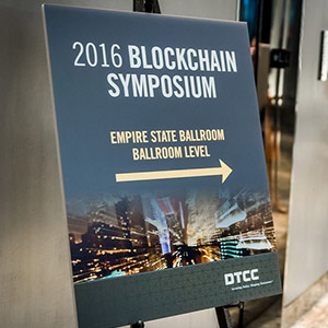 DTCC's Blockchain Symposium: The Challenges and Opportunities of Distributed Ledger Technology