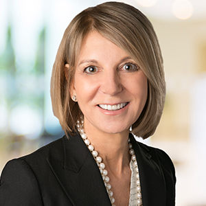 Ann Bergin, DTCC Managing Director and General Manager, Wealth Management Services