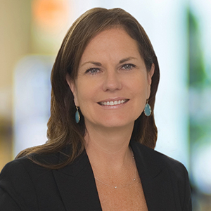 Susan Cosgrove, DTCC Managing Director and Chief Financial Officer