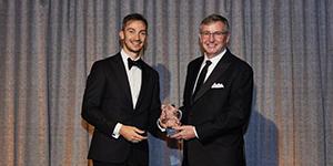 Bodson Wins Lifetime Achievement Award