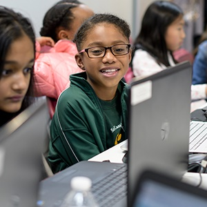 "With ""Girls Who Code,"" Fun is Built Into the Learning"