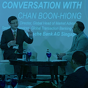C-Suite Conversation with Deutsche Bank's Chan Boon-Hiong: Navigating Asia's Evolving Financial Markets