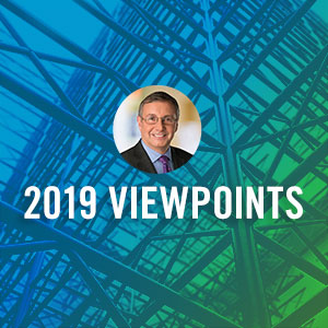 2019 Viewpoints: Mike Bodson, President & CEO, DTCC