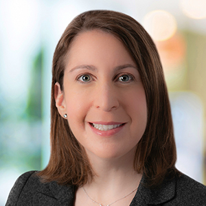 Rachel Tyler, DTCC Executive Director, Business Resiliency
