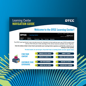 DTCC Learning Publishes New Interactive Navigation Guide
